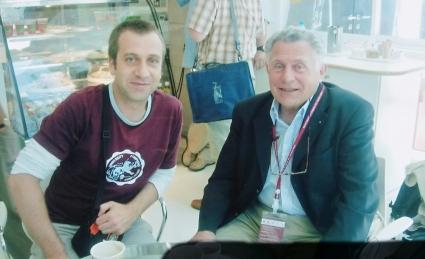 avec Jean-Marie Londeix
