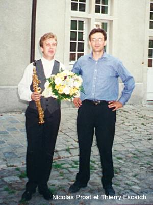 avec Thierry Escaich