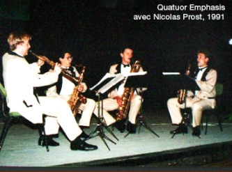 Quatuor Emphasis 1991