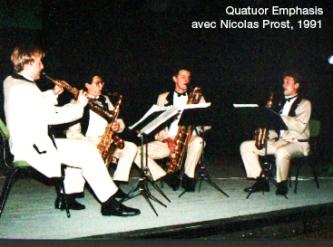 Quatuor Emphasis 1991