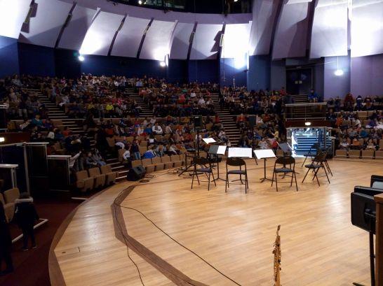 Saxophone Family ... pour 350 enfants !