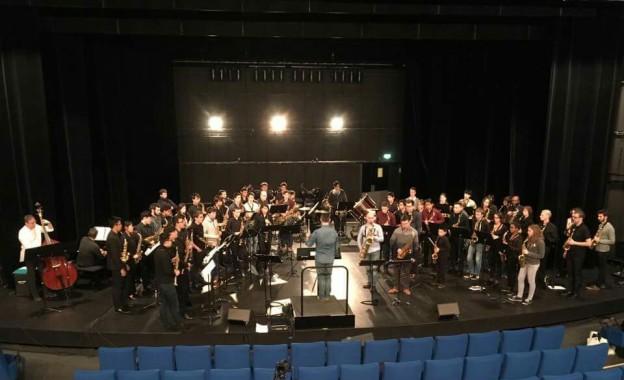 Noisiel - concert Tutti Sax part 1- 14 janv.17