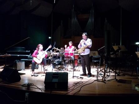 Trio Soledad avec Fabien Chouraki / 21 janv 17