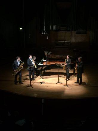 "SATB + piano ""cesar Franck Hulda"""