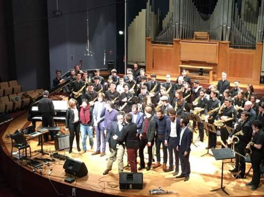 Tutti Sax concert - part 2 / 21 janv 17