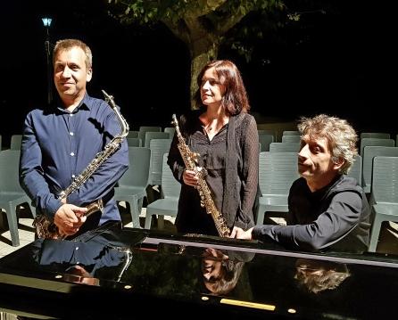 Trio Saxiana
