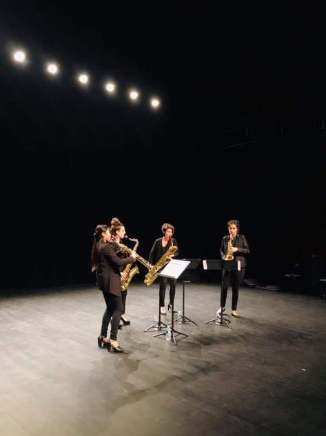 Quatuor Rayuela