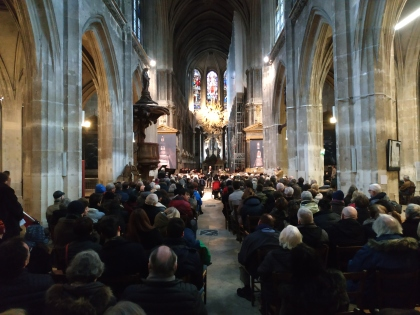 Eglise St Merry - Choeur Ephémère